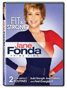 Prime Time: Fit and Strong , Jane Fonda