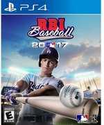 RBI Baseball 2017 for PalyStation 4