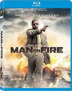 Man on Fire , Denzel Washington