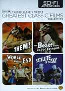 TCM Greatest Classic Films Collection: Sci-Fi Adventures , James Whitmore
