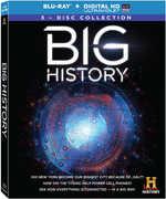 Big History , Bryan Cranston