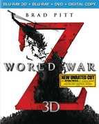 World War Z. , Brad Pitt