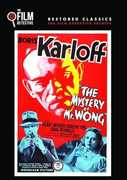 The Mystery of Mr. Wong , Boris Karloff