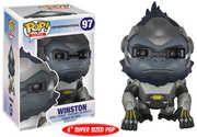 Funko Pop! Games: Overwatch - Winston 6""