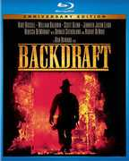 Backdraft [Annivresary Edition] [Widescreen] , Kurt Russell