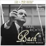 J.S. Bach - Sacred Works