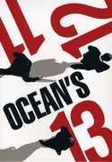 Ocean's Eleven Twelve & Thirteen , George Clooney