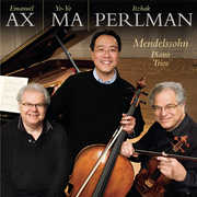 Mendelssohn: Piano Trios Op 49 Op 66 , Itzhak Perlman