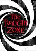 The Twilight Zone: The Complete Series (1959-1964)