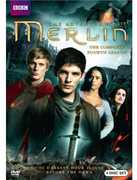Merlin: The Complete Fourth Season , Nathaniel Parker