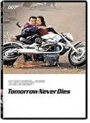 Tomorrow Never Dies , Pierce Brosnan