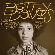 Columbia Years 1968-1969 , Betty Davis