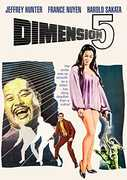 Dimension 5 , Jeffrey Hunter