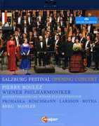 Salzburg Opening Concert 2011 , Anna Prohaska