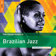 Rough Guide To Brazilian Jazz , Various Artists