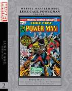 Marvel Masterworks: Luke Cage, Power Man Vol. 2 (Marvel)