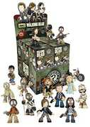 Funko Mystery Minis: Walking Dead Series 4 Blind Box (One Figure Per Purchase)