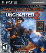 Uncharted 2: Amongst Thieves - Game of the Year for PlayStation 3