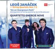 Janacek: String Quartets 1-2