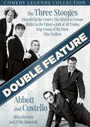 Abbott and Costello/ The Three Stooges , Bud Abbott