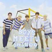 Boys Meet U [Import] , Shinee
