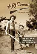 The Rifleman: Season 3 Volume 2 (Episdoes 94 - 110) , Chuck Connors