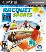 Racquet Sports for PlayStation 3