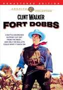 Fort Dobbs [Remastered] [Black and White] [Widescreen] , Clint Walker