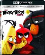 The Angry Birds Movie [4K Ultra HD] , Jason Sudeikis
