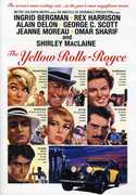 Yellow Rolls-Royce , Rex Harrison