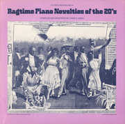 Ragtime Novelties 20's /  Various , Various Artists