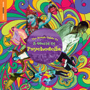 Rough Guide to a World of Psychedelia , Various Artists