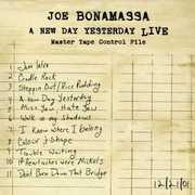 New Day Yesterday Live , Joe Bonamassa