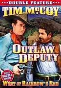 The Outlaw Deputy /  West of Rainbow's End , Joseph W. Girard