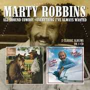 All Around Cowboy /  Everything I've Always Wanted [Import] , Marty Robbins