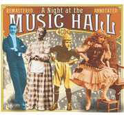 The Night At The Music Hall [Box Set] , Various Artists