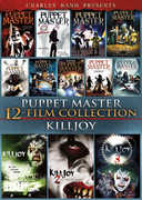 Puppet Master & Killjoy: Complete Collection , Chandra West