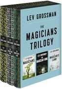 Magicians Trilogy Boxed Set (Magicians Trilogy) , Lev Grossman