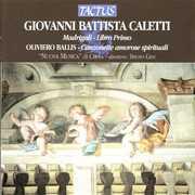"""Madrigals Book 1 , """"Nuova Musica"""" di Crema"""