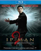 Ip Man 2 , Huang Xiaoming