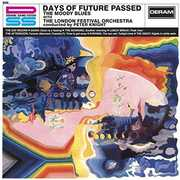Days Of Future Passed (50th Anniversary Deluxe) , The Moody Blues