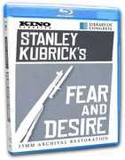 Fear and Desire , Frank Silvera