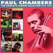 Complete Albums Collection: 1956-1960 , Paul Chambers