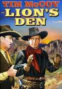 The Lion's Den , Tim McCoy