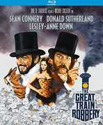 The Great Train Robbery , Sean Connery