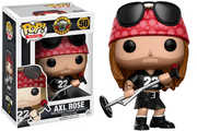 FUNKO POP! ROCKS: Guns N Roses - Axl Rose