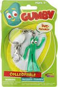 "Gumby 3"" Bendable Keychain"