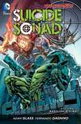 Suicide Squad, Vol 2: Basilisk Rising (The New 52) (DC) , Adam Glass