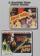 Ghost Walks (1934)/ Nightmare Castle (1964)