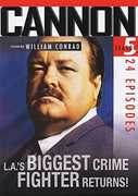 Cannon: Season 5 , William Conrad